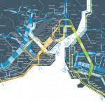 Istanbul Dolmuş ve Minibüs Haritası – Istanbul Shared Taxi and Minibus Map