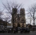Notre Dame Katedrali-Paris — Notre Dame Cathedral- Paris