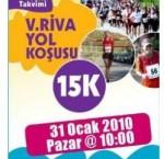 V. Riva Yol Koşusu – V. Riva Road Run