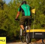 Mamut Bisiklet Römorku – Mamut Bicycle Trailer