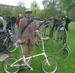 Tweed Run London 2012