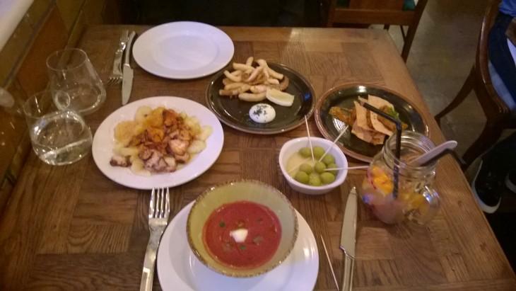 Doğu Londra Gastronomi Turu