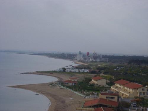 Salamis Otel Manzarası