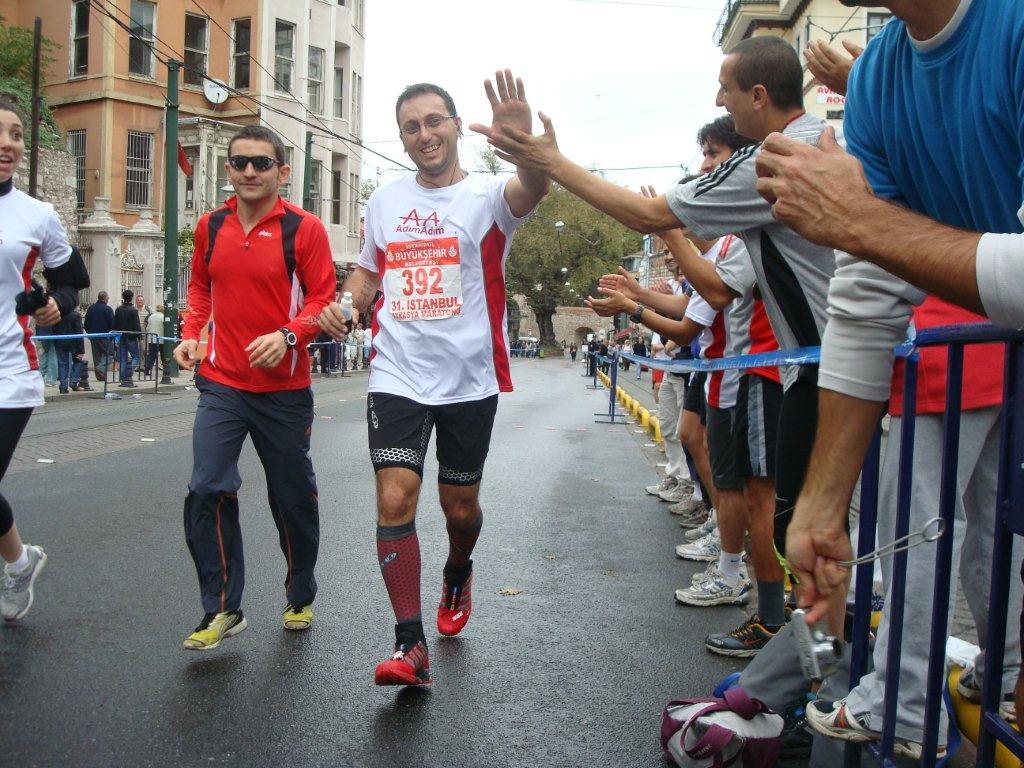 Emre Avrasya da 42 KM koşacak